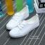 รองเท้าผ้าใบแฟชั่น (หนัง) พรีออเดอร์ thumbnail 2