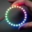 NeoPixel Ring 24 WS2812 RGB LED thumbnail 3