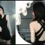 Sexy Dress 32 สีดำ thumbnail 1