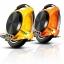 ชมพู เหลือง จักรยานไฟฟ้าล้อเดียว จำนวนจำกัด PUKKA X7 thumbnail 1
