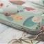 iPhone 7 - เคส TPU หลังนุ่มนิ่ม 3D ลายแมวขาว พื้นหลังเขียว thumbnail 9