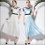 M580487 / S M L XL / 2015 Fashion dress พรีออเดอร์เดรสแฟชั่นงานเกรดยุโรป สวยดูดีมีสไตล์ นางแบบใส่ชุดจริง เป๊ะเว่อร์! thumbnail 1