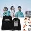HOODIE GOT7 FLY IN SEOUL -ระบุสี/ไซต์- thumbnail 1
