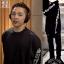 เสื้อแขนยาว Vetements Black Sty.Taeyang -ระบุไซต์- thumbnail 1