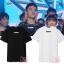 เสื้อยืด PLEASURES Sty.DO EX'ACT -ระบุสี/ไซต์- thumbnail 1