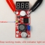 LM2596 DC-DC Adjustable Step-Down Power Supply Module buck converter Red LED display Voltmeter/ Button Switch thumbnail 8