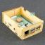 Raspberry Pi 2/3 shell case box กล่อง เคส Raspberry Pi 2/3 กล่องใส thumbnail 5