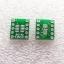 SOT23 / SOP10 MSOP10 UMAX10 turn DIP10 0.5MM 0.95MM Pitch IC adapter Socket / Adapter plate / PCB thumbnail 1