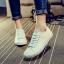 รองเท้าผ้าใบแฟชั่น ขนาด 35-40 thumbnail 3