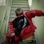Jacket MV Loser Red Sty.Bigbang TaeYang -ระบุไซต์- thumbnail 1