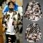 เสื้อเชิ้ต OFF-WHITE 16ss Camonflage Sty.Luhan -ระบุไซต์- thumbnail 1