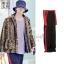 กางเกงขายาว VETEMENTS RED LINES Sty.G-DRAGON -ระบุไซต์* thumbnail 1