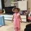 ชุดเวียดนามเด็กหญิง ผ้าแพรไหม (แขนกุด) thumbnail 4