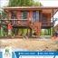 บ้านน็อคดาวน์ : 4*6 ยกสูง พร้อมระเบียง 2*3เมตร thumbnail 1