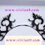 รหัส P01 (ขายปลีก)ขนตาปลอม Paperself thumbnail 3