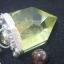 เพนดูลั่ม เยลโล่ควอตซ์ ( Lemon Yellow Quartz Pendulum ) thumbnail 4