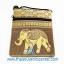 ของฝากจากไทย กระเป๋าสะพายลายช้างมินิ (แพ็ค 6 ชิ้น คละสี) thumbnail 7
