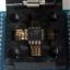 Socket 28 CHIP PROGRAMMER SOCKET TQFP32 QFP32/ LQFP32 TO DIP28 adapter socket for atmega32a atmega168 atmega8 thumbnail 3