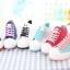 รองเท้าผ้าใบแฟชั่น ขนาด 35-39 (พรีออเดอร์) thumbnail 9