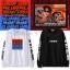 เสื้อแขนยาว THE MOBB (MINO BOBBY) SOLO ALBUM -ระบุสี/ไซต์- thumbnail 1