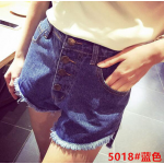 กางเกงยีนส์ขาสั้นแฟชั่น มีให้เลือกหลายแบบ set 5 - 5018