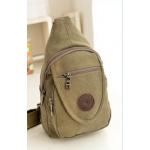 กระเป๋าสะพายข้าง สำหรับคนที่ชอบพกของเล็กๆ น้อยๆ ติดตัว - เขียว