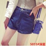 กางเกงยีนส์ขาสั้นแฟชั่น มีให้เลือกหลายแบบ set 1 - 5015 ยีนส์