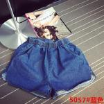 กางเกงยีนส์ขาสั้นแฟชั่น มีให้เลือกหลายแบบ set 4 - 5057