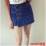 กางเกงยีนส์ขาสั้นแฟชั่น มีให้เลือกหลายแบบ set 1 - 5042