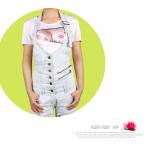 เสื้อยืดแฟชั่นมาแรง ด้วยการสกรีนลายอันสุดเซ็กซี่ ทำให้เป็นกระแสฮิตในต่างประเทศ - large Rose