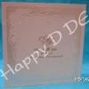 HSP4907 การ์ดแต่งงานแบบเรียบหรู