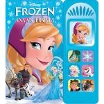 Frozen Anna's Friends Play-a-Sound Book