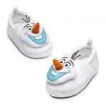 Olaf Plush Slippers - Frozen