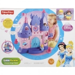 Fisher-Price Little People Disney Princess Song Palace