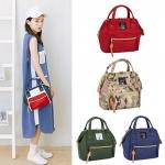 *Pre Order*Himawari 2016 Original Japanese Messenger handbags Oxford-Polyester size-24x24x14 cm.