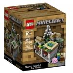 21105 Cuusoo LEGO Minecraft II