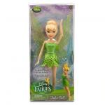 Tinker Bell Disney Fairies Doll - 10''