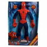 Marvel Ultimate Ultra Pose SPIDER-MAN™ with Super Suction Action Plush Toy