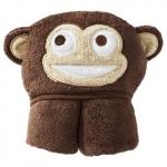 Circo® Monkey Hooded Towel