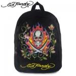*Pre Order* Ed Hardy กระเป๋าเป้สะพายหลัง Misha Classicbag Schoolbag Oxford 85% Polyester 15%