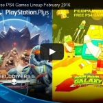 PSN Plus US - Free Games for February 2016