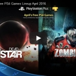 PSN Plus US - Free Games for April 2016