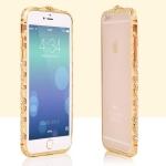 เคสไอโฟน 6 Plus (Bumper case) Gold