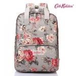 *Pre Order*Cath Kidston-UK original กระเป๋าเป้ผ้าใบพิมพ์ลายสไตล์ยุโรป size 30x40x14 cm.