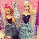 Anna & Elsa Classic Doll