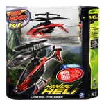 Air Hogs Indoor Radio Control Havoc Heli - Red Channel A