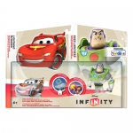 DISNEY INFINITY Race to Space Toy Box Pack TRU Exclusive