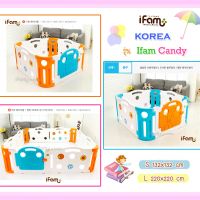 คอกกั้นเด็ก เกาหลี IFAM รุ่น Ifam Candy