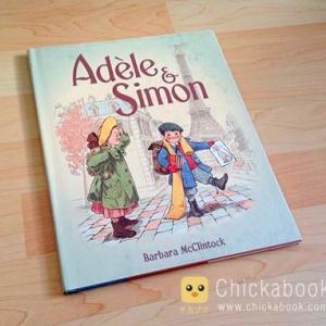 Book review: Adèle & Simon