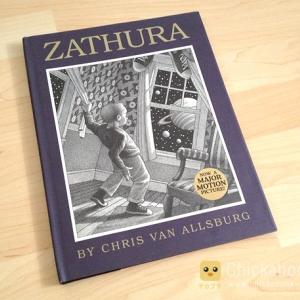 Book review: Zathura